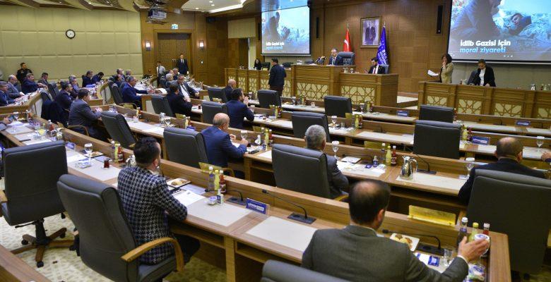 Meclis Toplantısında Üst Düzey Koronavirüs Önlemleri