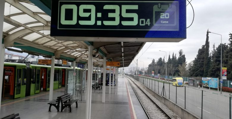 Bursa'da 'koronavirüs' etkisi