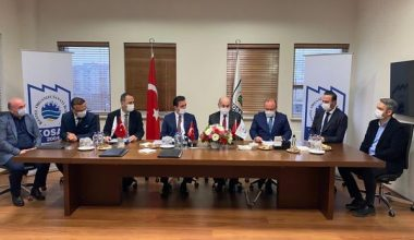 Kestel'de Okul-Sanayi İşbirliği Protokolü İmzalandı