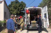 Gemlik'te Traktör Kazası: 1 Yaralı