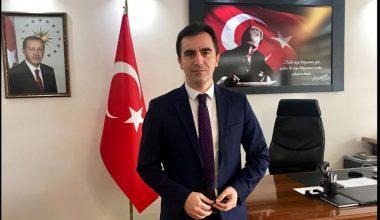 Kestel Kaymakamı Ahmet Karakaya'dan Bayram Mesajı