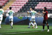 Bursaspor Bu Sezon Üç Takıma Puan Kaptırmadı