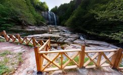 Suuçtu Şelalesi Sanal Tur İle Dünyaya Açıldı