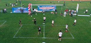 Bursa'nın İlk Ayak Tenisi Turnuvası Kestel'de Gerçekleşti