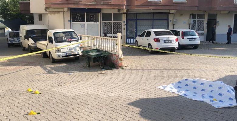 Bursa'da tüfekle vurularak öldürüldü