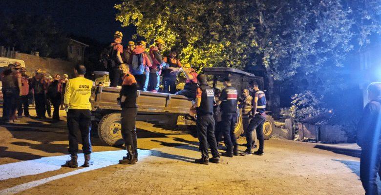 200 kişilik ekip tarafından aranıyordu, cansız bedenine ulaşıldı