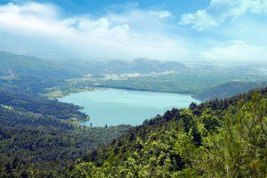 Bursa'da ormanlara giriş eylüle kadar yasak