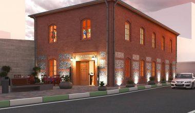 Kestel'in İlk Millet Kıraathanesi ve Kütüphanesi'nde Çalışmalar Sürüyor