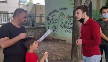 Kestel Genç Refahlılar Çocuk İstismarına Karşı Toplum Bilinçlendirme Çalışmalarını Sürdürüyor