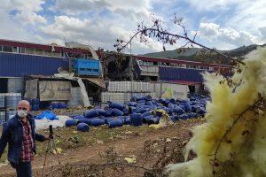 Kestel'de fabrikada patlama: 1 ölü, 2'si ağır 6 yaralı