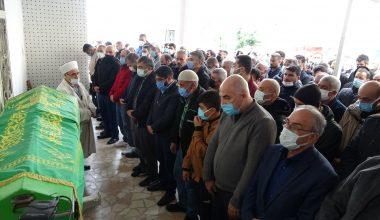 Fabrikadaki patlamada ölen Özkan Deniz son yolculuğuna uğurlandı