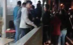 Bursa'da hırsıza linç girişimi..